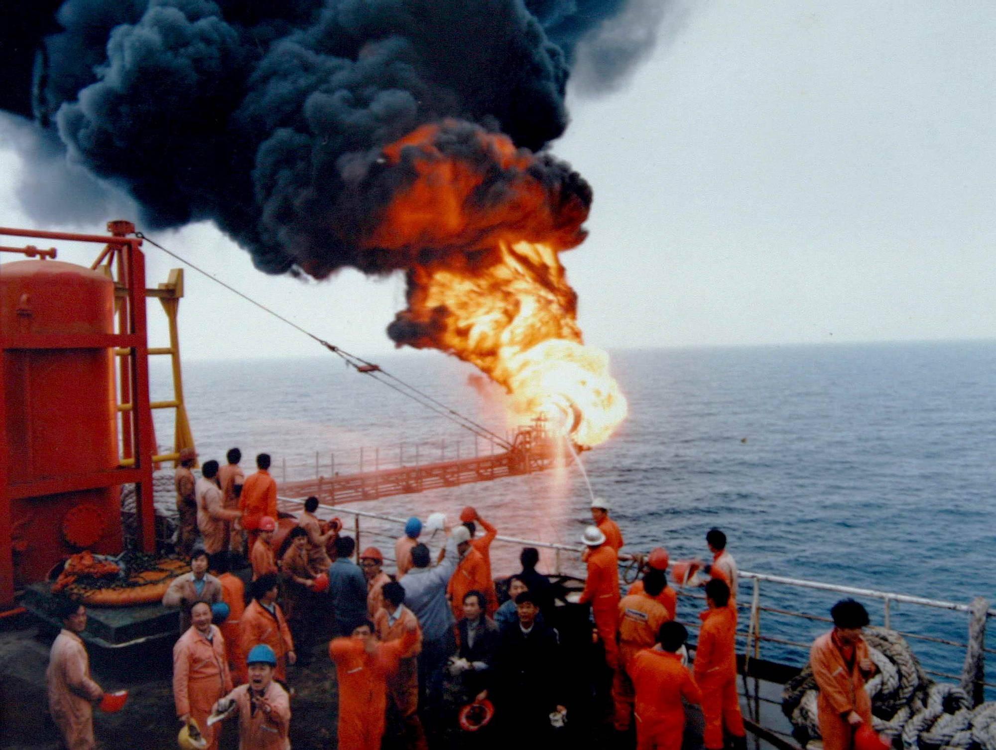 网站压力测试_钻井作业 | 上海海洋石油